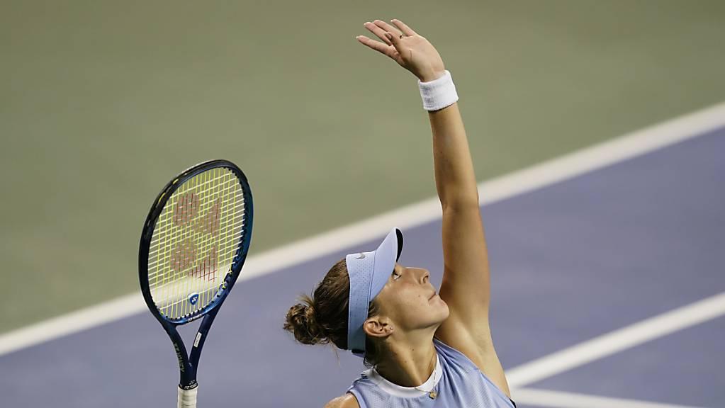 Belinda Bencic gelang am US Open 2019 mit dem Halbfinaleinzug das beste Grand-Slam-Ergebnis ihrer Karriere