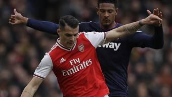 Granit Xhaka steht bei Arsenal wieder öfter im Vordergrund