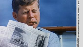 John F. Kennedy (1917–1963)