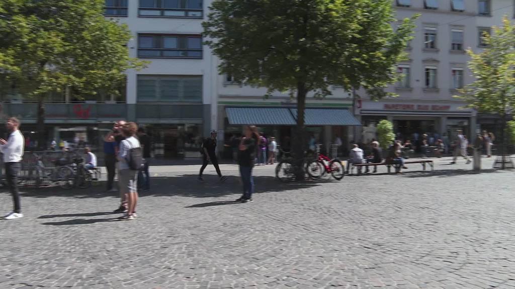 St.Galler Marktplatz: Kosten für Neubau scheidet die Geister