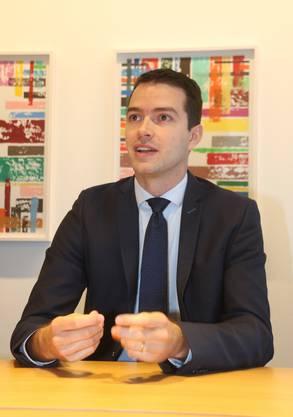 Leiter Firmenkunden UBS Olten