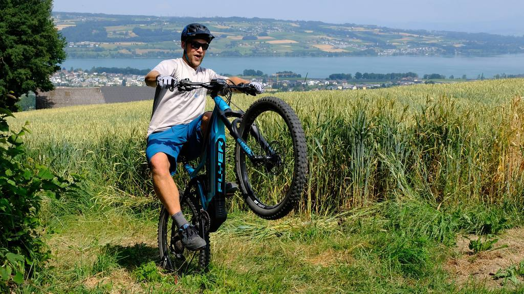 Das E-Mountainbike ist das beliebteste unter den E-Bikes.