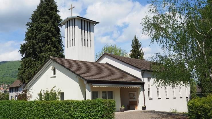 Die christkatholische Kirche Hägendorf soll rückgebaut werden. An ihrer Stelle möchte der Kirchgemeinderat ein Mehrfamilienhaus errichten.
