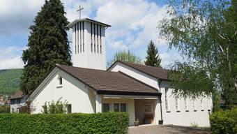 Kirche Hägendorf: Wird abgerissen und das Grundstück mit einem Mehrfamilienhaus bebaut.