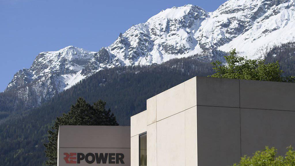 Der Bündner Stromkonzern Repower schloss das letzte Geschäftsjahr mit einem über den Erwartungen liegenden Betriebsgewinn von 33,8 Millionen Franken ab. (Archiv)