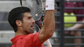 Für Rafael Nadal zum Angstgegner geworden: Novak Djokovic