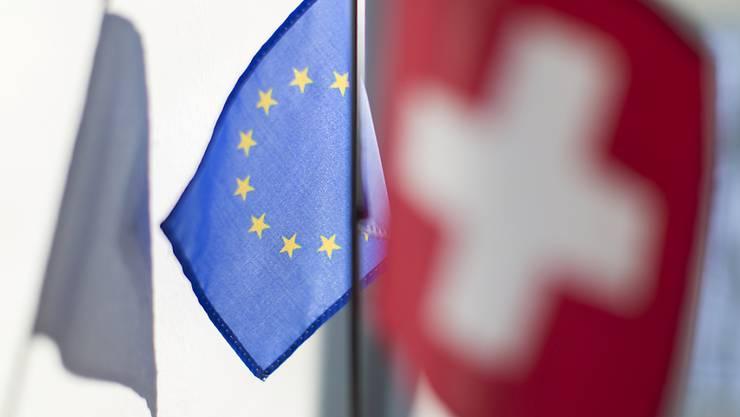 Mit der neuen EU-Kommissionspräsidentin Ursula von der Leyen dürfte sich die Situation für die Schweiz kaum verbessern. Denn es sind die Mitgliedstaaten, welche die Richtung vorgeben. (Symbolbild)