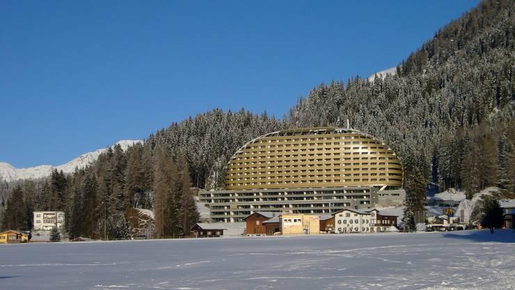 Das Davoser Luxushotel Intercontinental