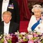 Die Queen hat am Montagabend bei einem Abendessen auch kritische Worte an den US-Präsidenten Donald Trump gerichtet.