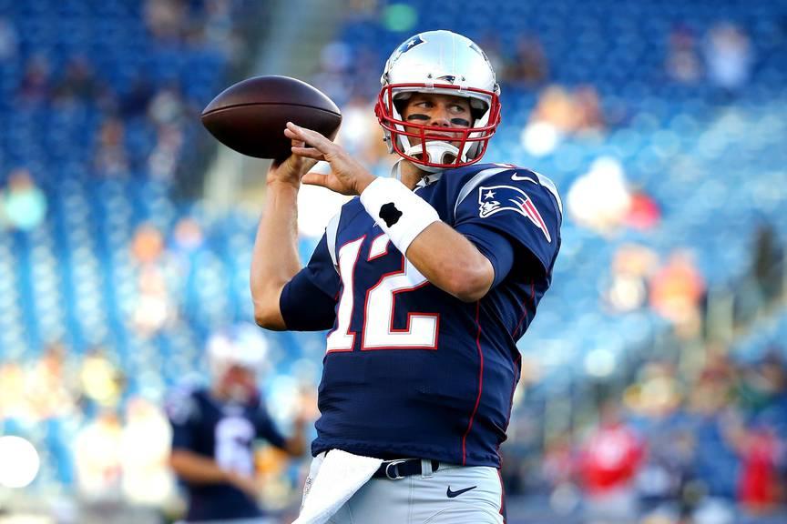 Tom Brady (Maddie Meyer/Getty Images)