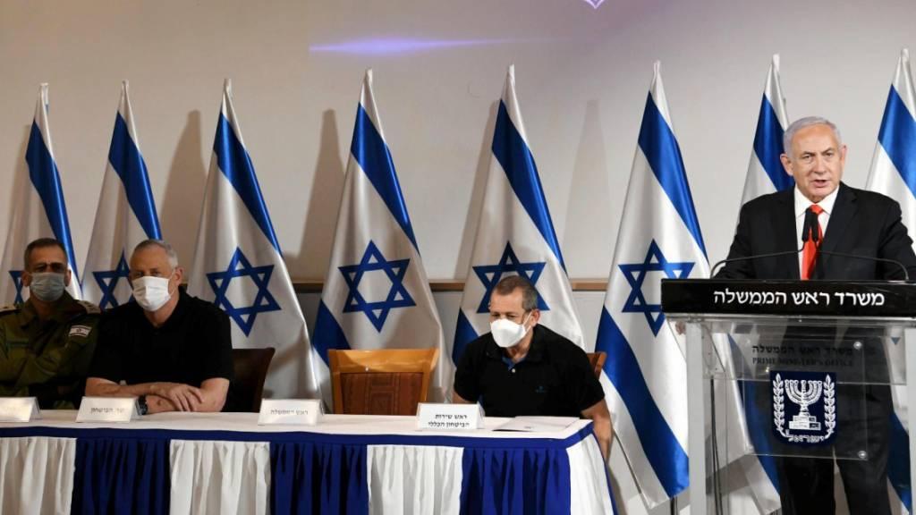 Israels Inlandsgeheimdienst warnt vor Hetze zu Blutvergiessen