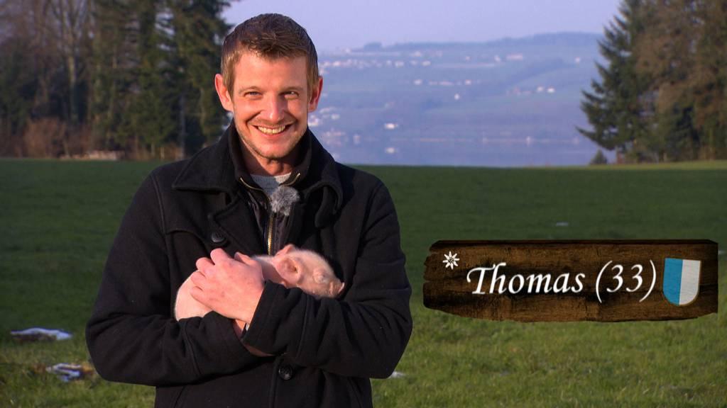 BAUER, LEDIG, SUCHT... ST15 - Portrait Thomas (33)