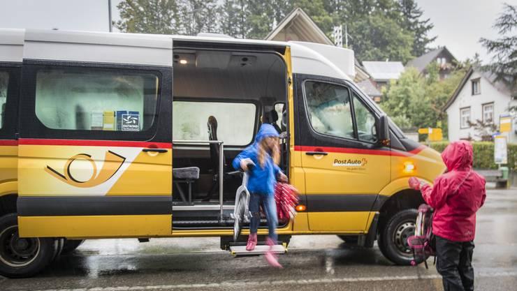 Eine Mutter fordert in Villmergen einen Schulbus.
