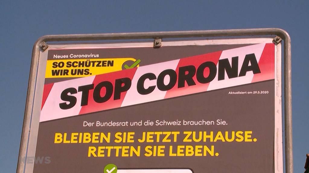 Corona stoppt die Wirtschaft: Tiefere Löhne und höhere Steuern