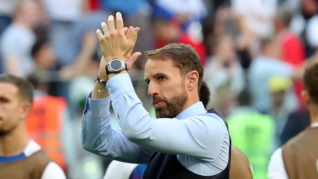 Englands Nationalcoach Gareth Southgate gab Aufgebot gegen die Schweiz bekannt - ohne Überraschungen
