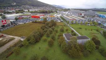Industrie- und Gewerbezonen «wachsen» an die Grundwasserschutzzonen heran: Zum Beispiel beim umstrittenen Pumpwerk Moos in Oensingen.