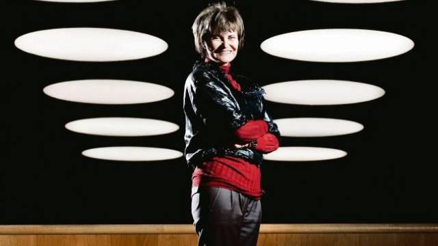 Erstes Interview seit langem: Ex-Bundesrätin Calmy-Rey.  Foto: rezo/fred Merz