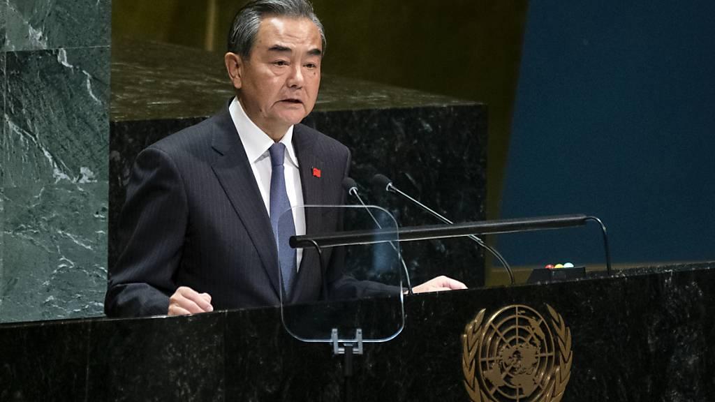 China droht USA vor Uno mit Vergeltung im Handelskrieg