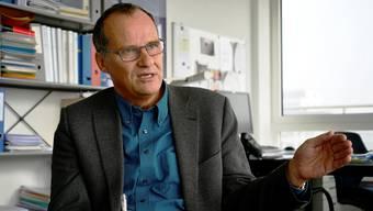 «In Grenchen oder im Kanton Solothurn ist das Angebot genügend, damit die Preise nicht oder nur moderat steigen», meint Ernst Hauri, Chef des Bundesamtes für dasWohnungswesen in Grenchen.