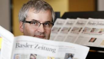 Markus Somm, Chefredaktor der Basler Zeitung (Archivbild)