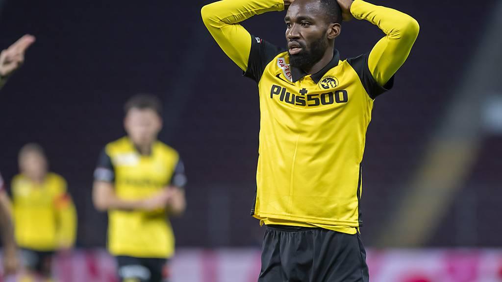 YBs Ngamaleu vor Trainingsstart positiv getestet