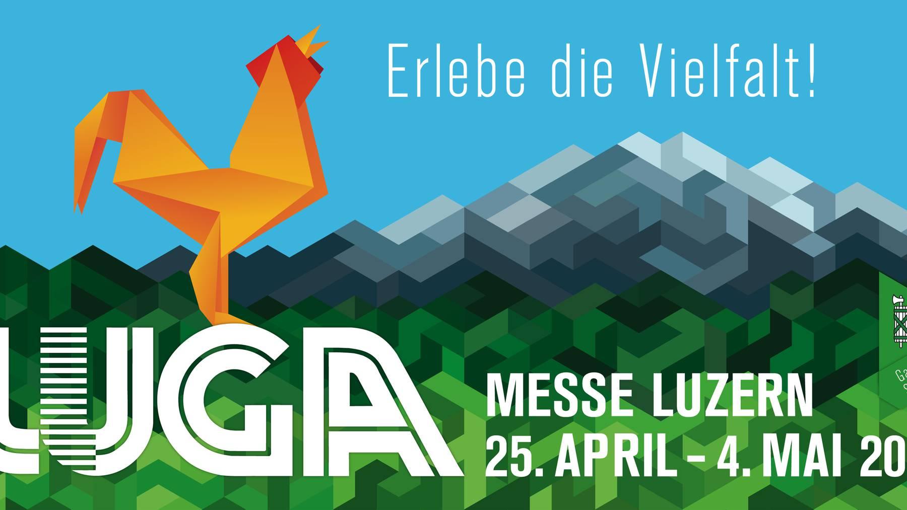 Die Frühlingsmesse Luga ist in den Startlöchern