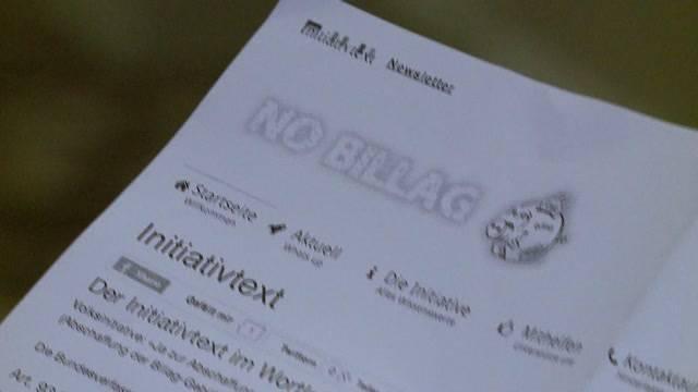 Private Verleger fordern Werbeverbot für SRG