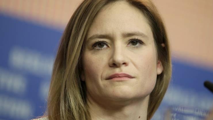 """Wird im Film """"24 Wochen"""" mit schwierigen moralischen Fragen konfrontiert: Julia Jentsch"""