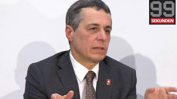 Ignazio Cassis kritisiert UNO-Hilfswerk – abgestürzter Helikopter ist geborgen – Schweizer Eishockey-Team im Viertelfinal