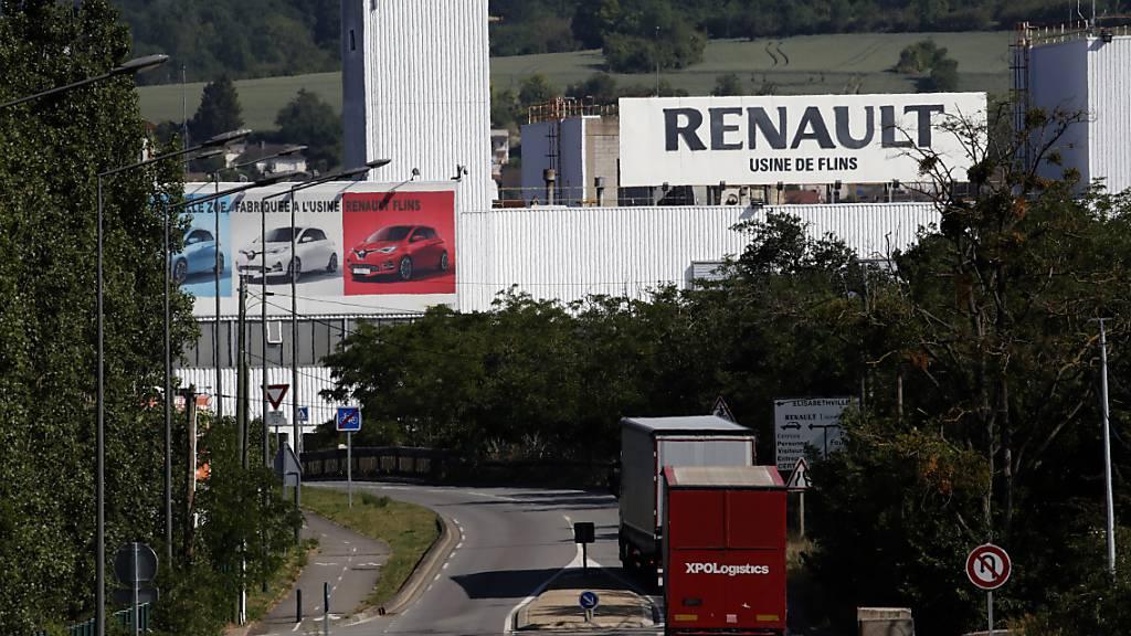 Renault prüft schärferen Sparkurs. (Archiv)