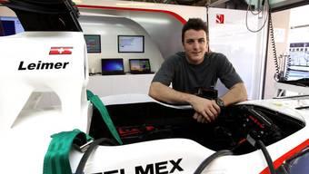 Fabio Leimer hat die Hoffnungen auf eine Karriere in der Formel 1 bereits aufgegeben.