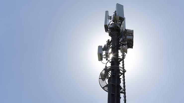 Grund für den Rückzug des Antennen-Gesuchs: Es seien nicht alle Voraussetzungen erfüllt, um das Gesuch zu publizieren. (Symbolbild)
