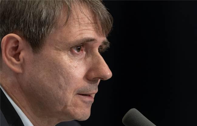 FCB-Präsident Bernhard Burgener stellt sich am 4. Juni zur Wiederwahl.
