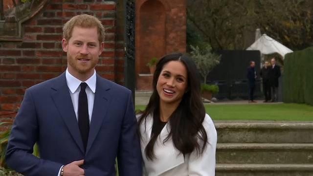 Prinz Harry und Meghan Markle - Die ersten Bilder als verlobtes Paar
