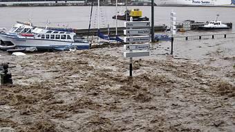 Überschwemmungen auf Madeira legen Telefonverbindungen lahm