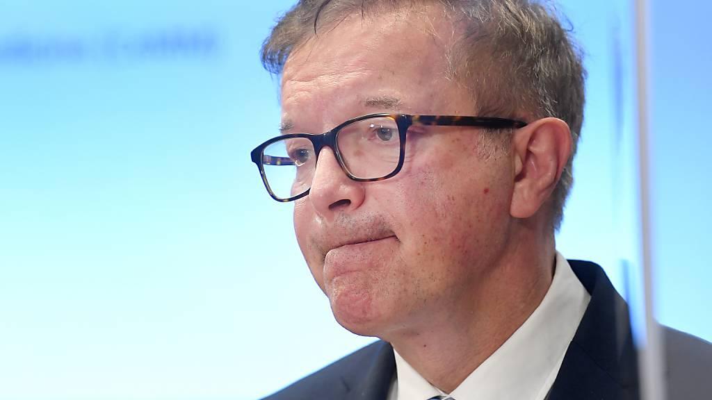 ARCHIV - Österreichs Gesundheitsminister Rudolf Anschober (Grüne) hat aus gesundheitlichen Gründen seinen Rücktritt erklärt. Foto: Roland Schlager/APA/dpa