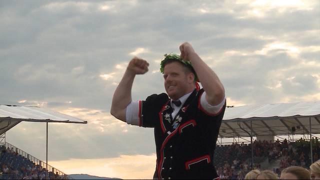 Matthias Glarners Glück im Unglück