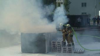 Am Rescue-Day in Unterkulm proben am kommenden Samstag Feuerwehr, Polizei, Zivilschutz und andere Rettungsorganisationen gemeinsam den Ernstfall.