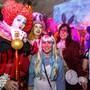 Fasnacht 2019: Zu Besuch am Blosoball, Neonowumm-Ball, Höllefuer Krachwanzen