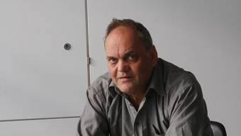 Musiker Peter Borer lanciert die fünfte BaRock-Town-Scheibe.  ak