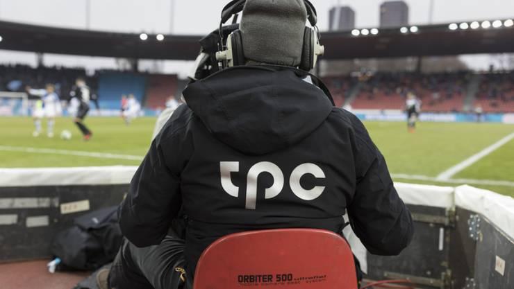 Die TPC produziert für die SRG alle Fernseh-, Radio- und Multimediabeiträge. Sie wird bis Anfang 2020 wieder in die Struktur des Mutterhauses integriert. (Archivbild)