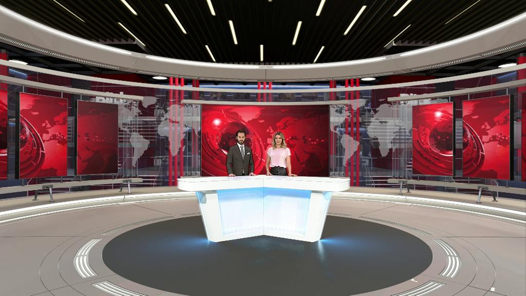 Erster digitaler Fernsehsender der Schweiz ist auf Sendung