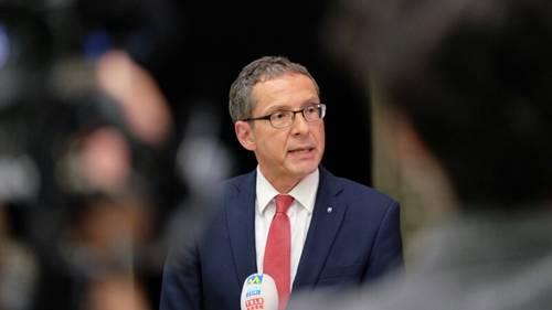 Auch SP-Regierungsrat Urs Hofmann wird zu Gast sein.