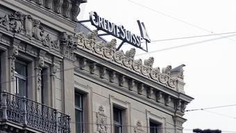 Der CS-Sitz in Zürich: In den USA zahlte die Bank 50 Millionen Dollar, um einen Rechtsstreit wegen des Verdachts auf Zinsmanipulationen beizulegen. (Symbolbild)