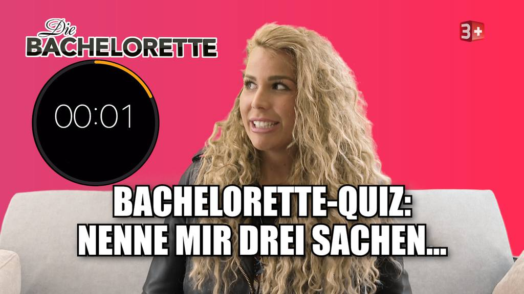 Staffel 6 - Bacheloretten-Quiz