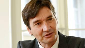 Der neue Grenchner Stadtpräsident François Scheidegger.