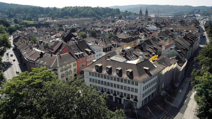 Die Stadt Winterthur ergreift Massnahmen aufgrund des Coronavirus. (Archivbild)