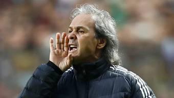 Rabah Madjer musste seinen Posten als algerischer Nationaltrainer nach nur acht Monaten wieder räumen
