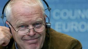 Der Menschenrechtskommissar des Europarats, Thomas Hammarberg, besuchte die Schweiz (Archiv)