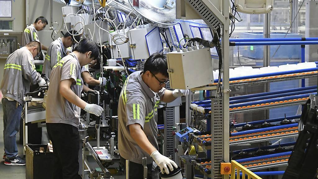 Branchenverband Swissmem fürchtet um China-Geschäft